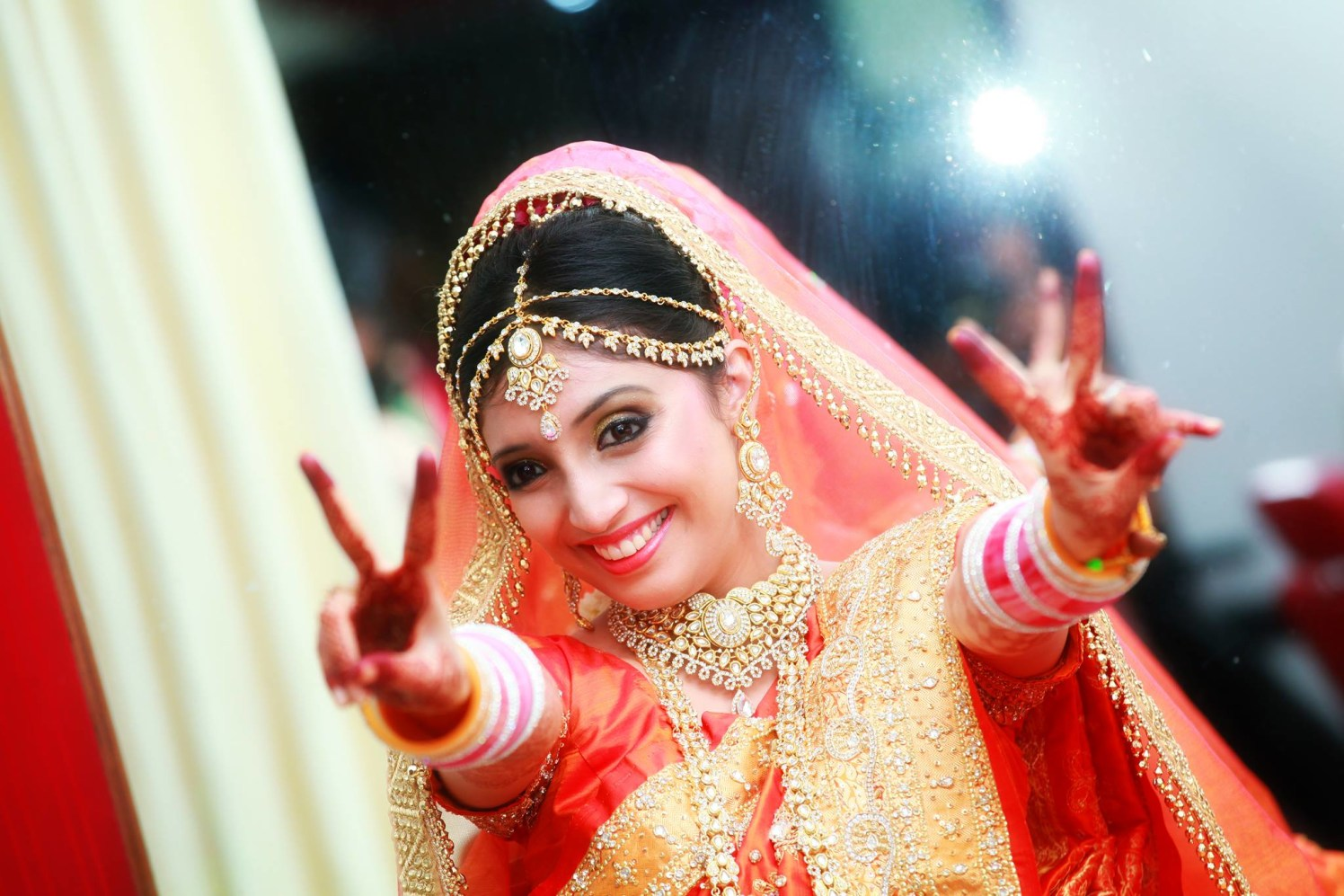 Peace out by Ashiva Creative Photography Wedding-photography | Weddings Photos & Ideas