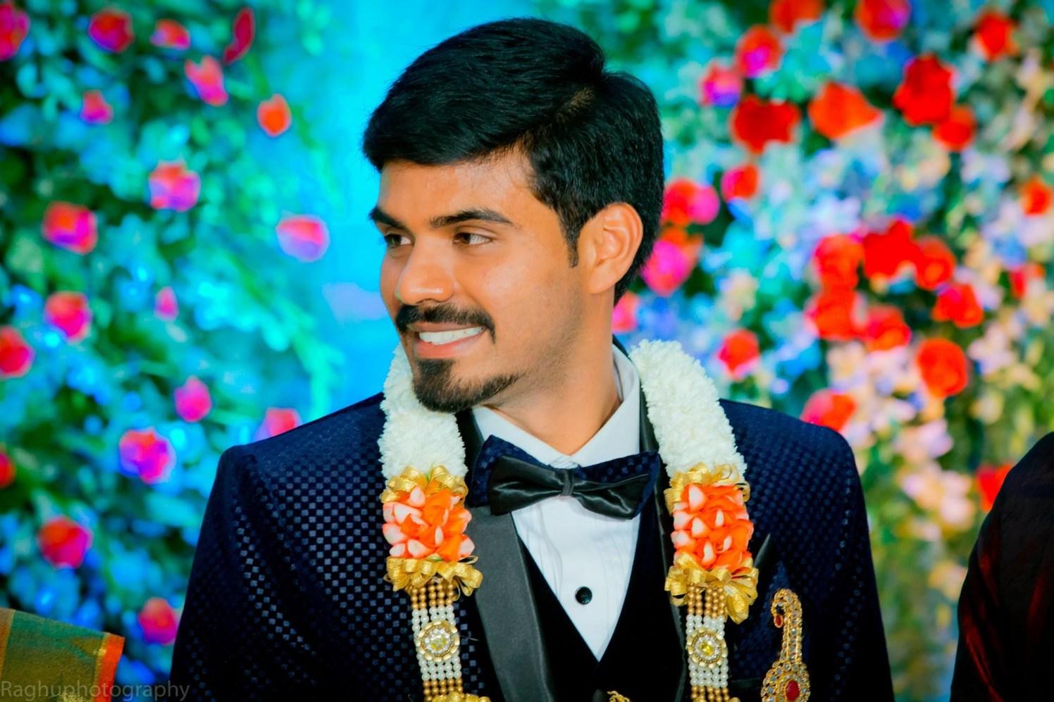 South Indian Groom Portrait by Raghu Raj Wedding-photography | Weddings Photos & Ideas