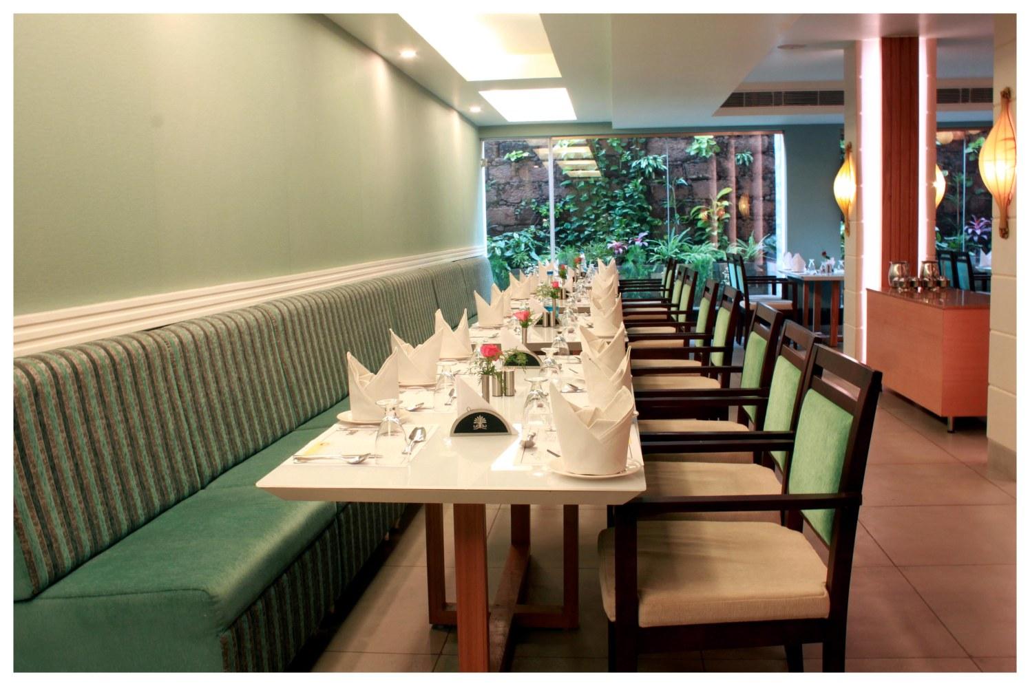 Modern style restaurant sitting by Atelierr   Modern | Interior Design Photos & Ideas