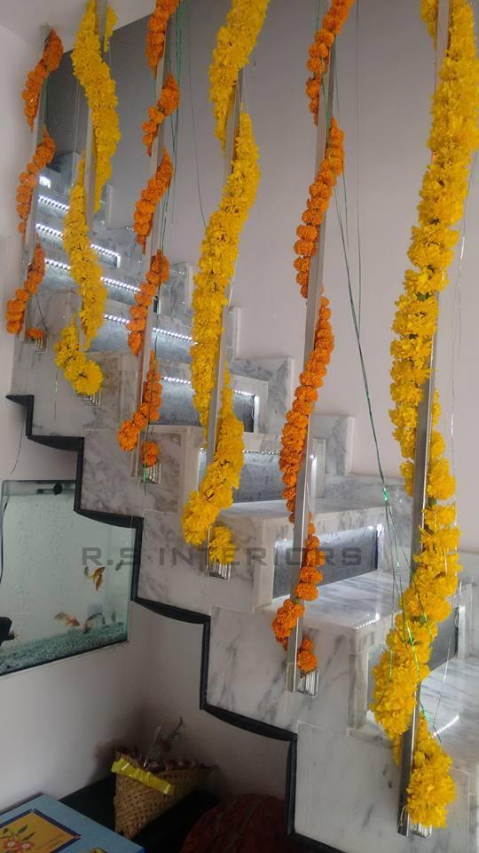 Modern style dental clinic by RS Interiors Modern | Interior Design Photos & Ideas