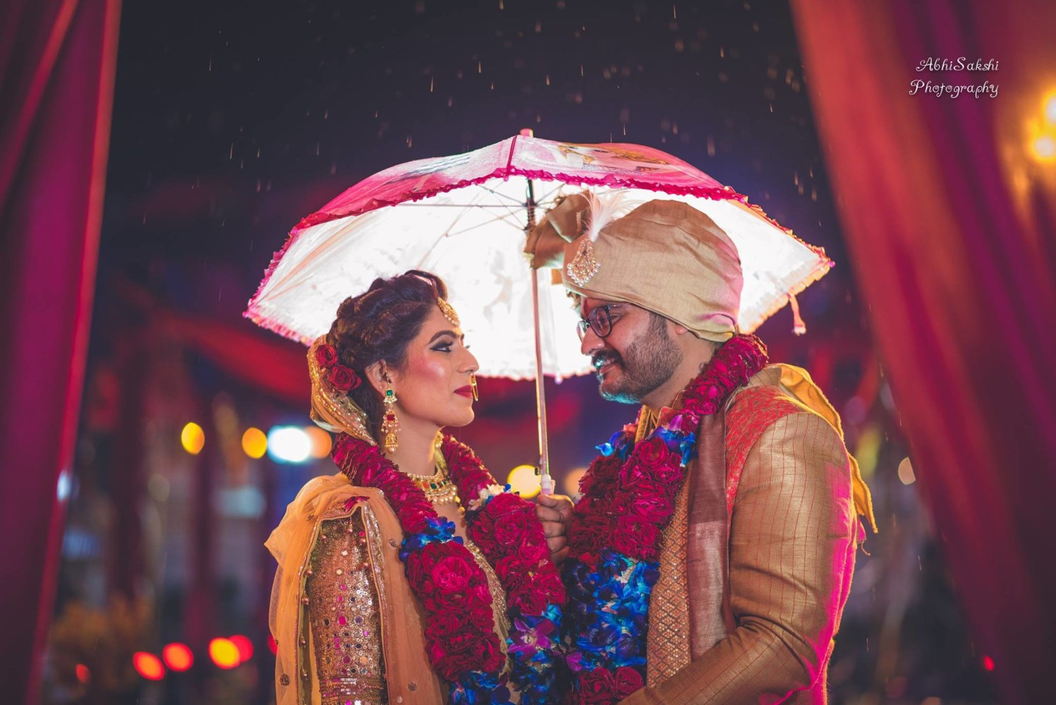 Romantic Pose Shot by AbhiSakshi Photography Wedding-photography | Weddings Photos & Ideas