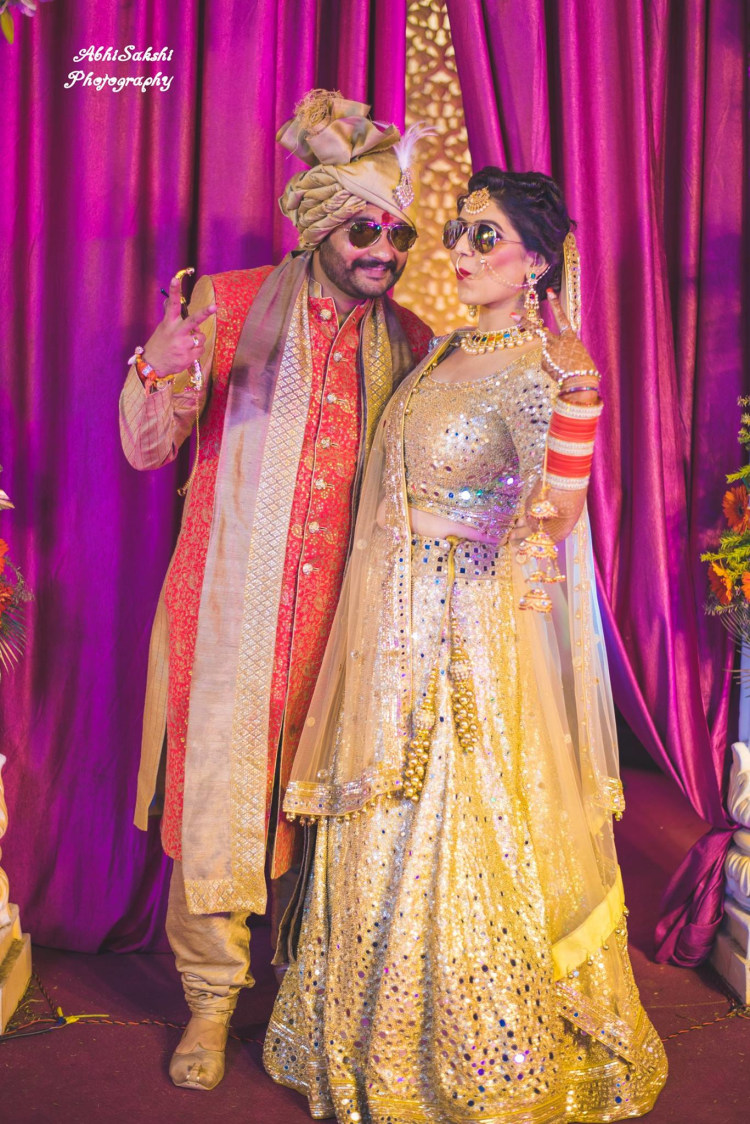 Couple Swag in Full Swing by AbhiSakshi Photography Wedding-photography | Weddings Photos & Ideas