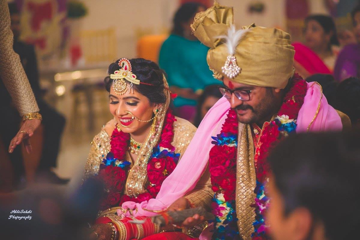 Happy Couple Shot by AbhiSakshi Photography Wedding-photography | Weddings Photos & Ideas