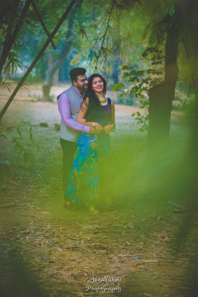 Couple Shot by AbhiSakshi Photography Wedding-photography | Weddings Photos & Ideas