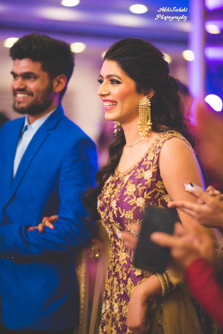 Capturing the delighted Bride by AbhiSakshi Photography Wedding-photography | Weddings Photos & Ideas