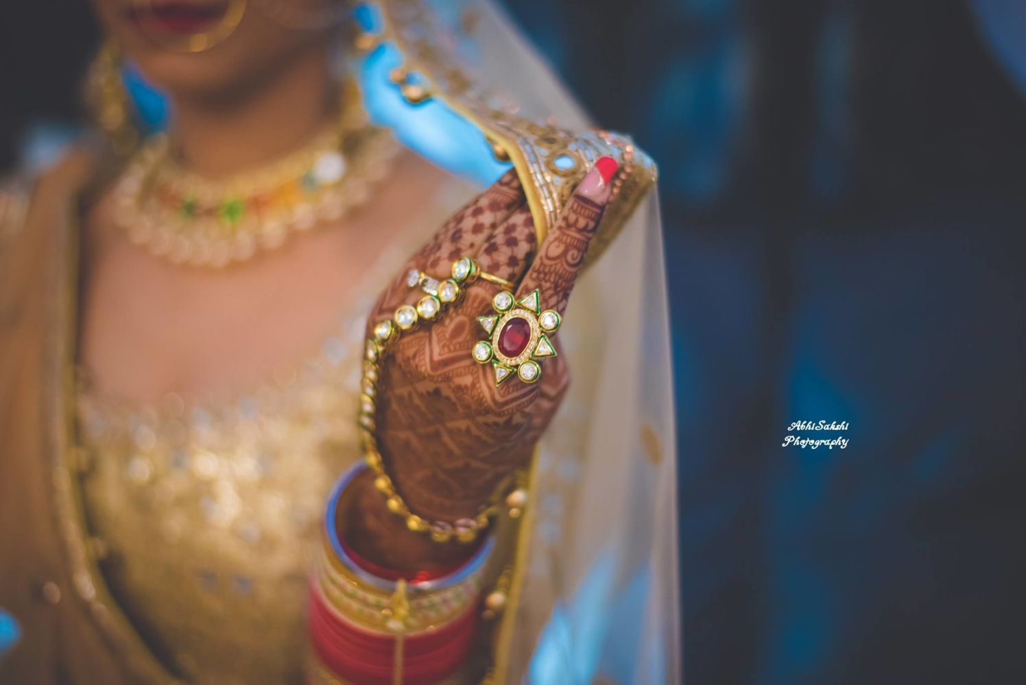 Capturing the details by AbhiSakshi Photography Wedding-photography | Weddings Photos & Ideas