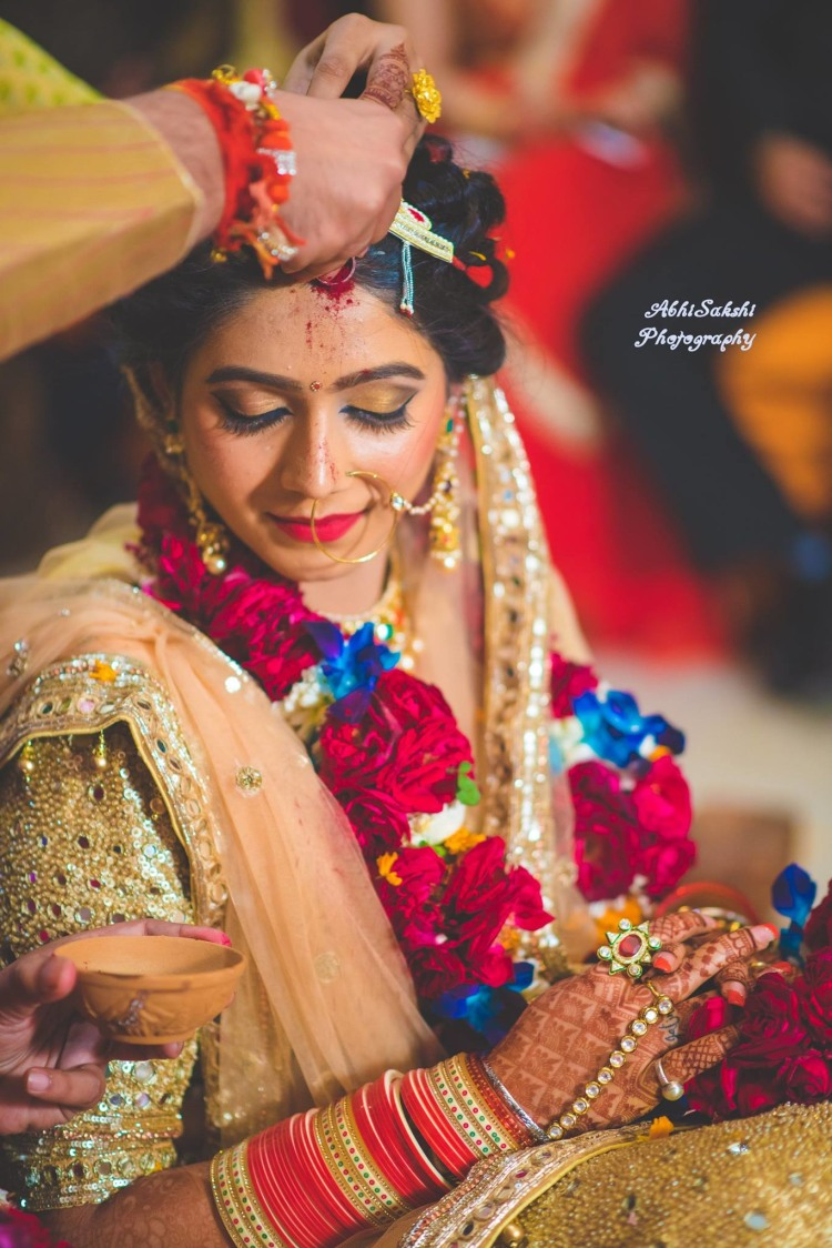 Vermilion Ceremony by AbhiSakshi Photography Wedding-photography | Weddings Photos & Ideas