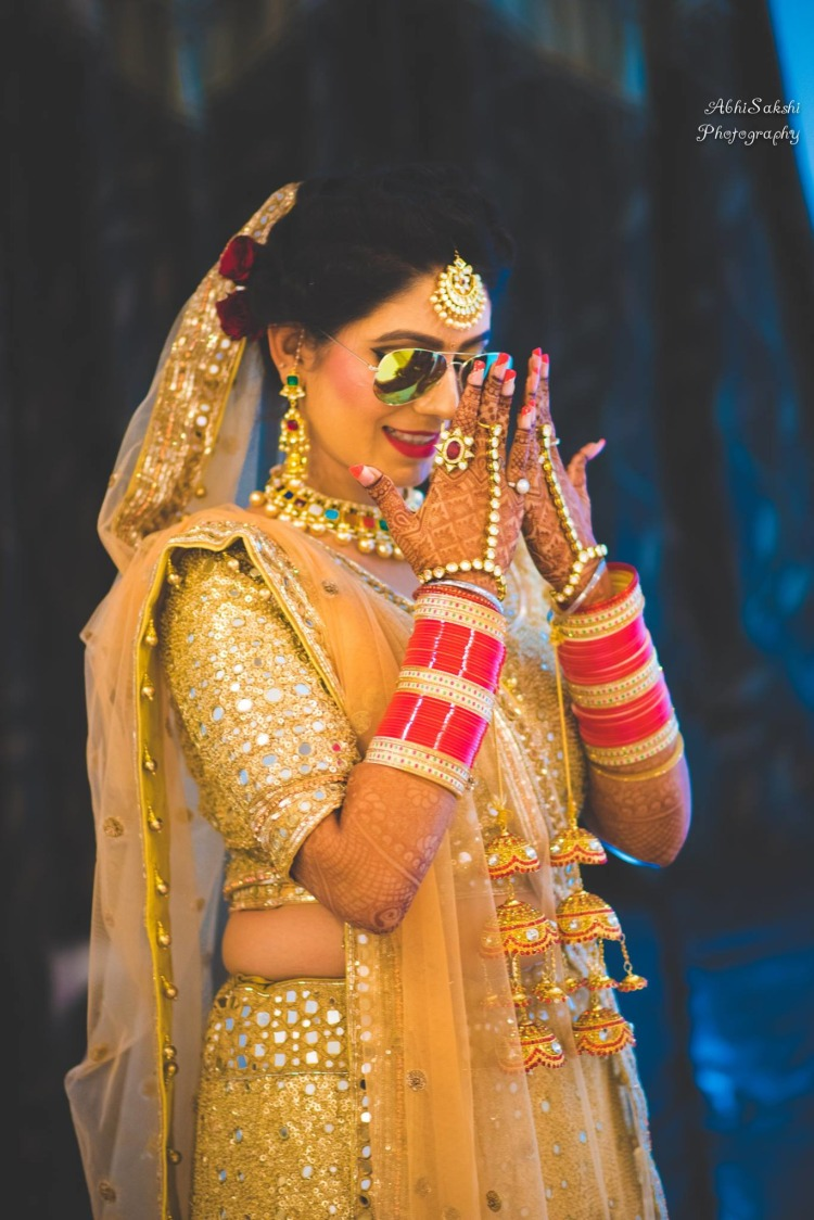 Bridal Photo of the Day by AbhiSakshi Photography Wedding-photography | Weddings Photos & Ideas