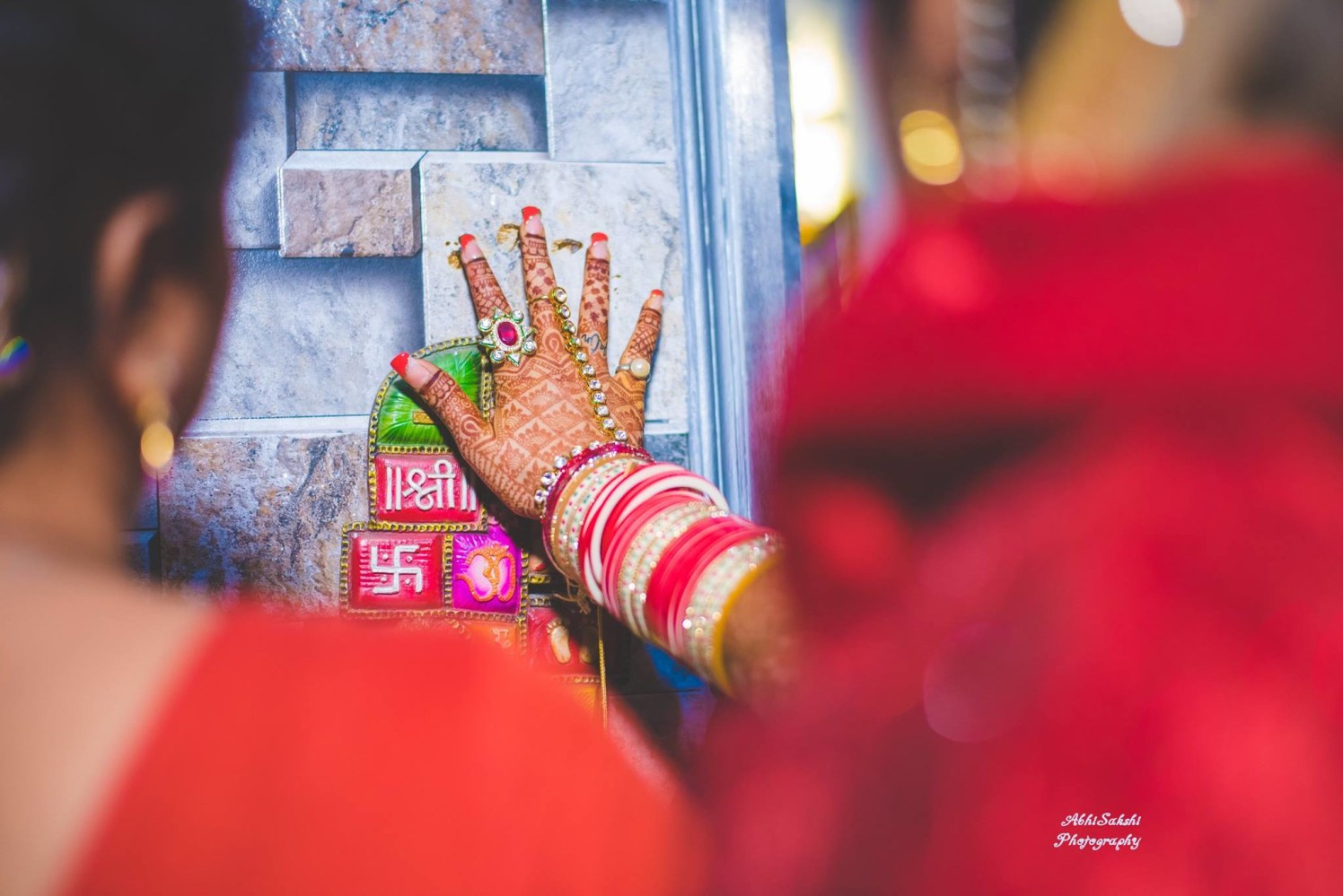 Bridal details and Rituals by AbhiSakshi Photography Wedding-photography | Weddings Photos & Ideas