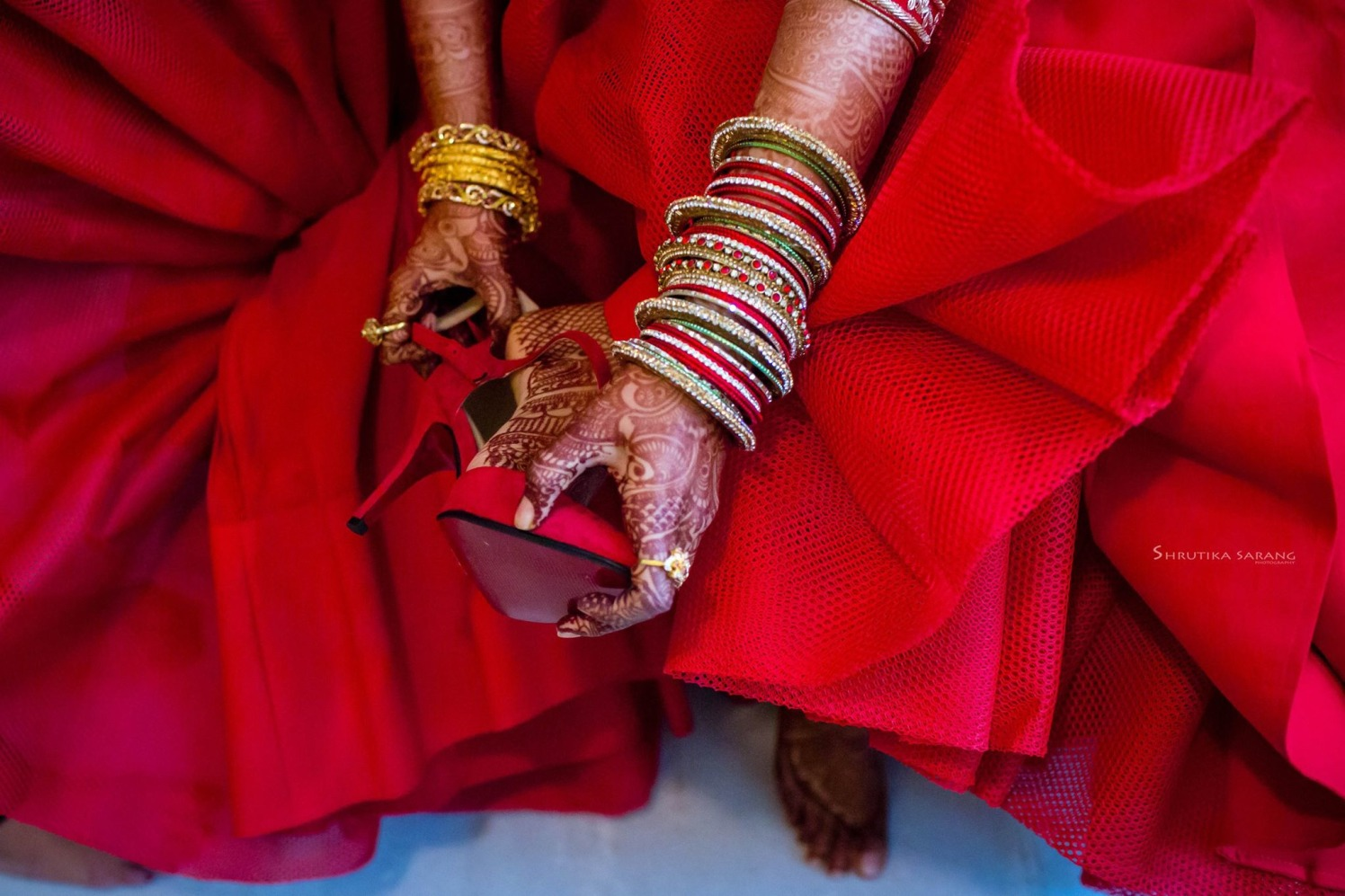 Prepping up by Shrutika Sarang Photography Wedding-photography   Weddings Photos & Ideas