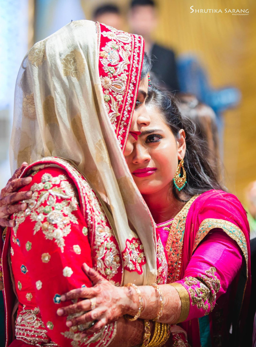 Undying sisterhood by Shrutika Sarang Photography Wedding-photography | Weddings Photos & Ideas
