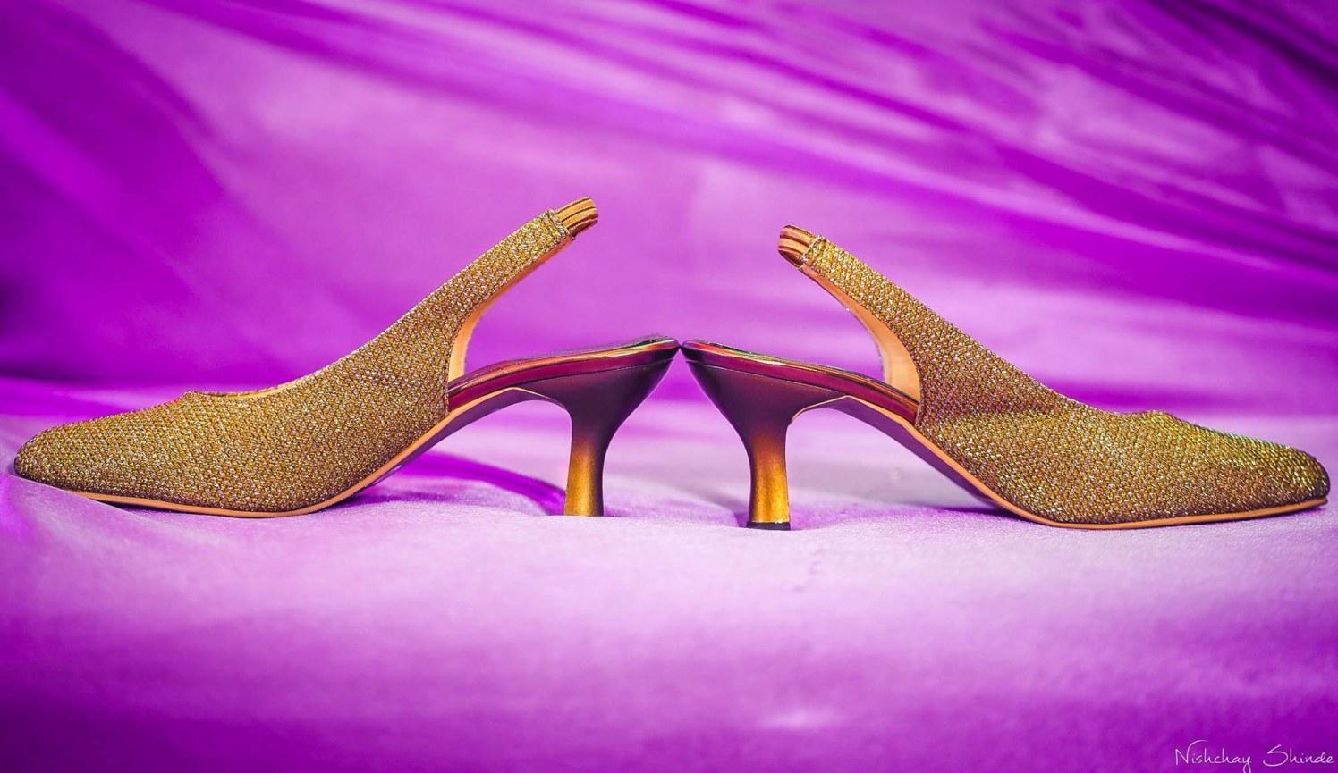 The shoe shot by Shrutika Sarang Photography Wedding-photography | Weddings Photos & Ideas