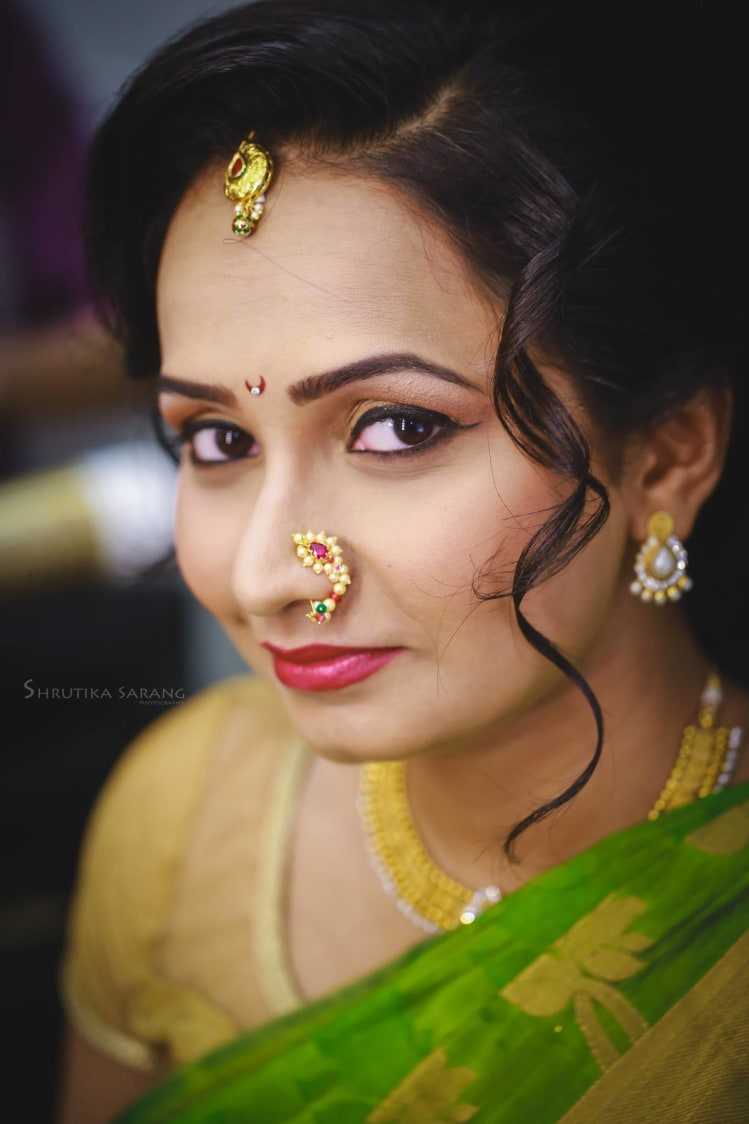 Supreme beauty by Shrutika Sarang Photography Wedding-photography | Weddings Photos & Ideas