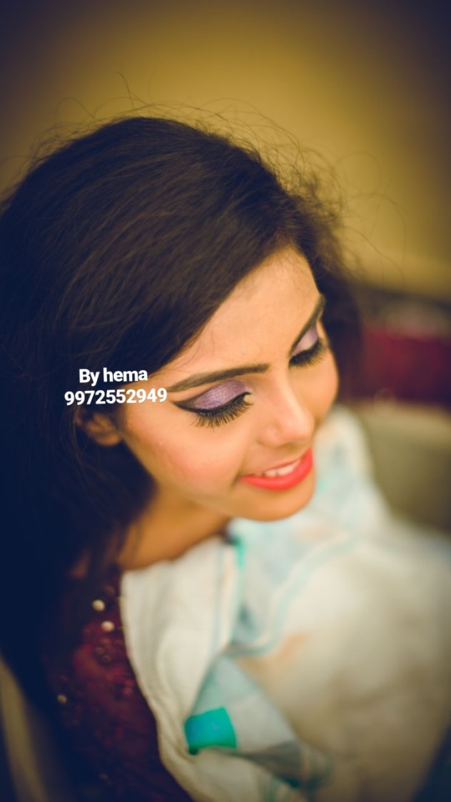 Beauteous eyed by Hemavathi Bridal-makeup | Weddings Photos & Ideas