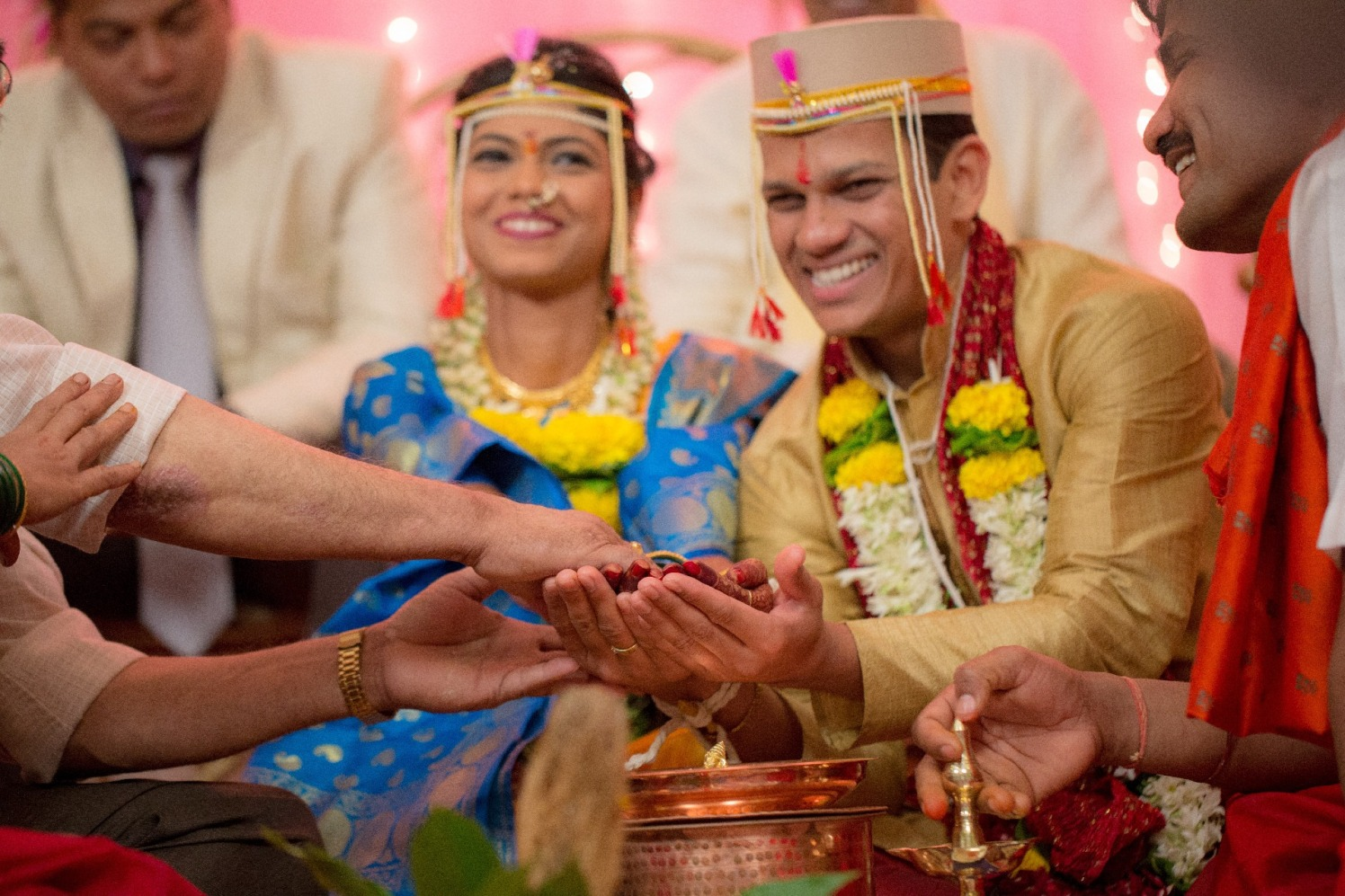 Jubilant rituals by Cuttlefish Photography Wedding-photography | Weddings Photos & Ideas