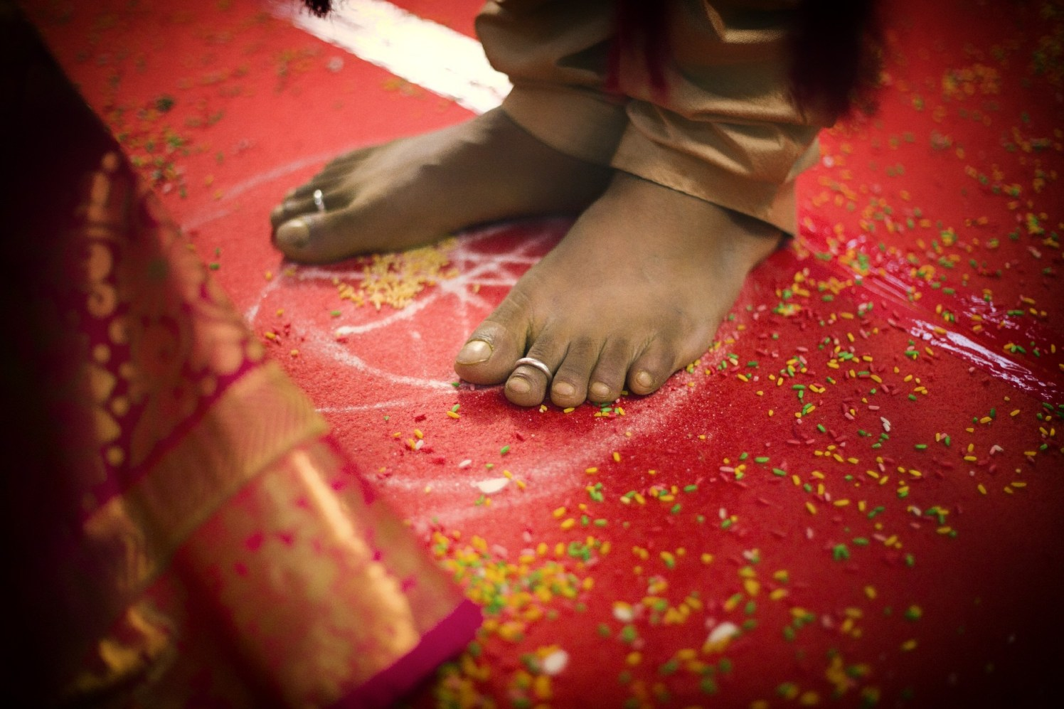 Ritualistic steps by Cuttlefish Photography Wedding-photography | Weddings Photos & Ideas