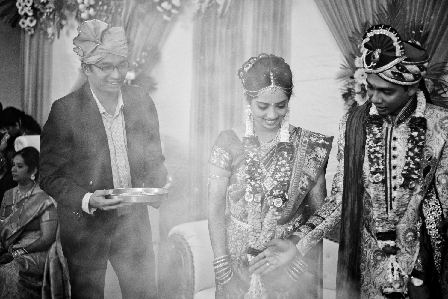 Merry bride by Cuttlefish Photography Wedding-photography | Weddings Photos & Ideas