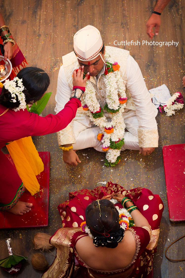 Aerial shot of wedlock by Cuttlefish Photography Wedding-photography | Weddings Photos & Ideas
