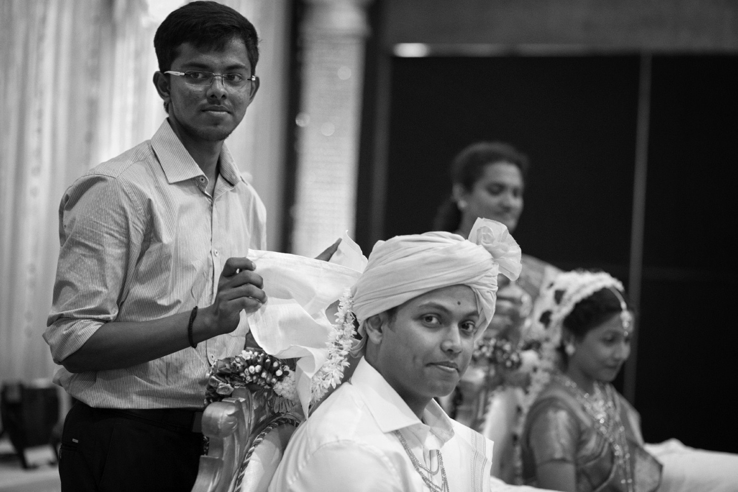 Gaze of buddies by Cuttlefish Photography Wedding-photography | Weddings Photos & Ideas