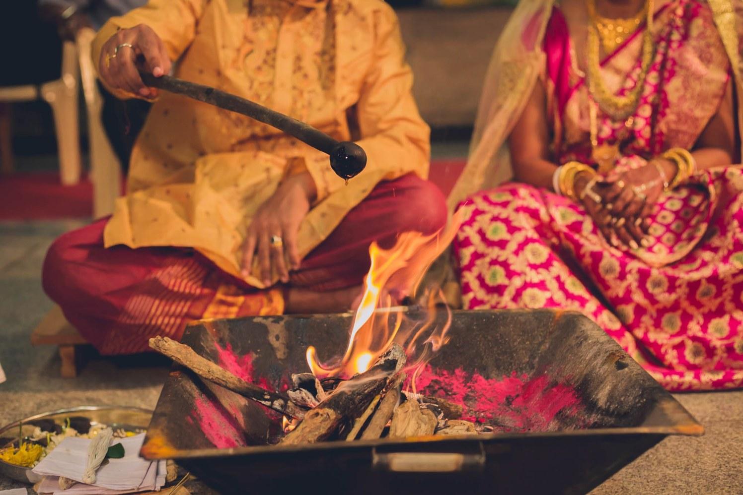 Fire altar! by Patrick Joseph Wedding-photography | Weddings Photos & Ideas