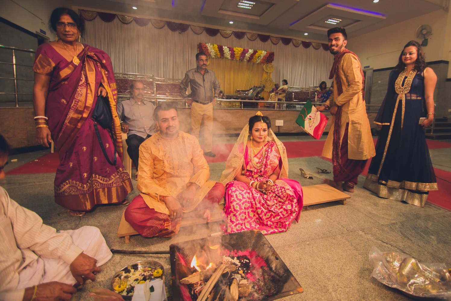 Hindu traditions! by Patrick Joseph Wedding-photography | Weddings Photos & Ideas