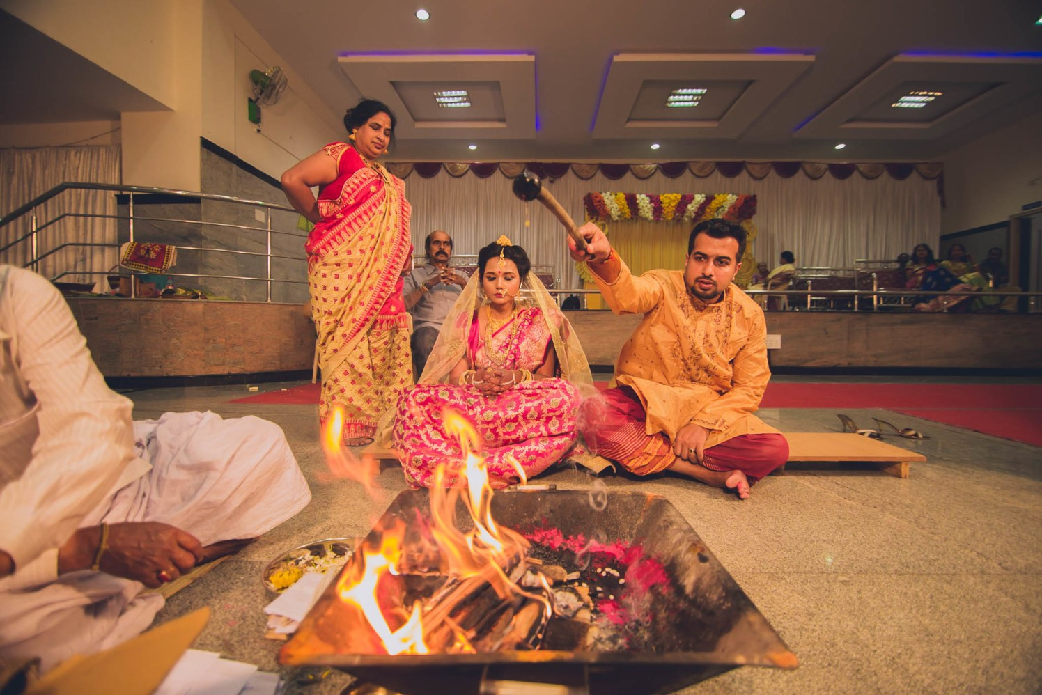 Holy fire! by Patrick Joseph Wedding-photography | Weddings Photos & Ideas