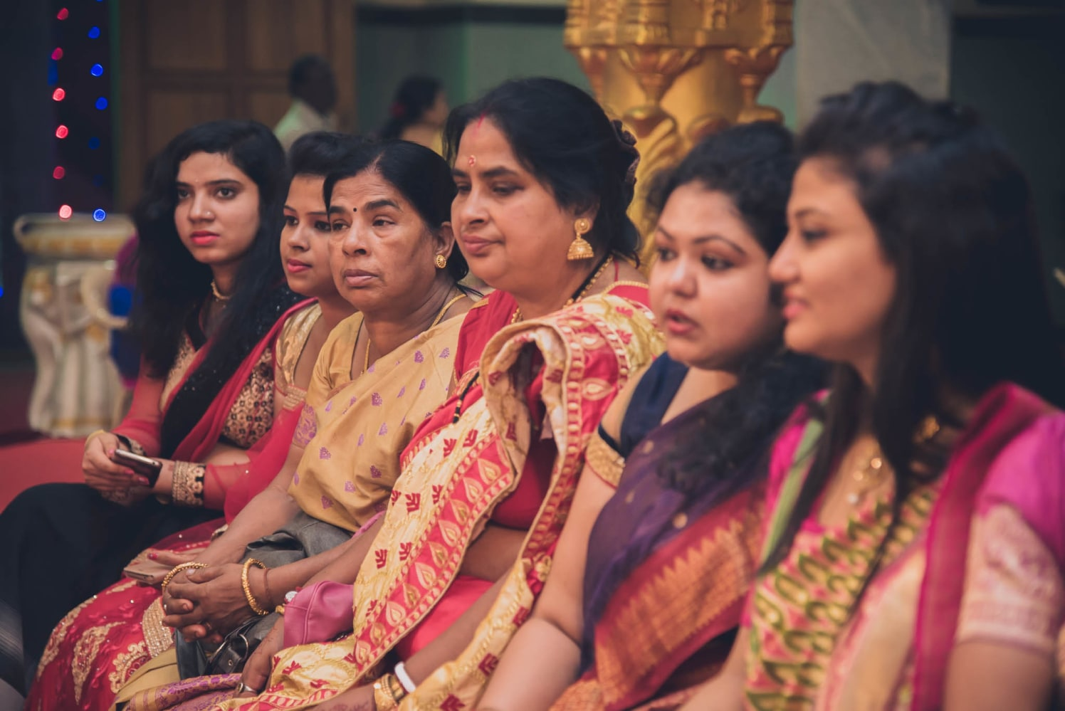 All lined up by Patrick Joseph Wedding-photography | Weddings Photos & Ideas