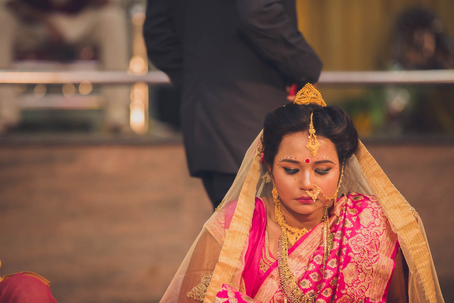 A virtuous glimpse by Patrick Joseph Wedding-photography | Weddings Photos & Ideas