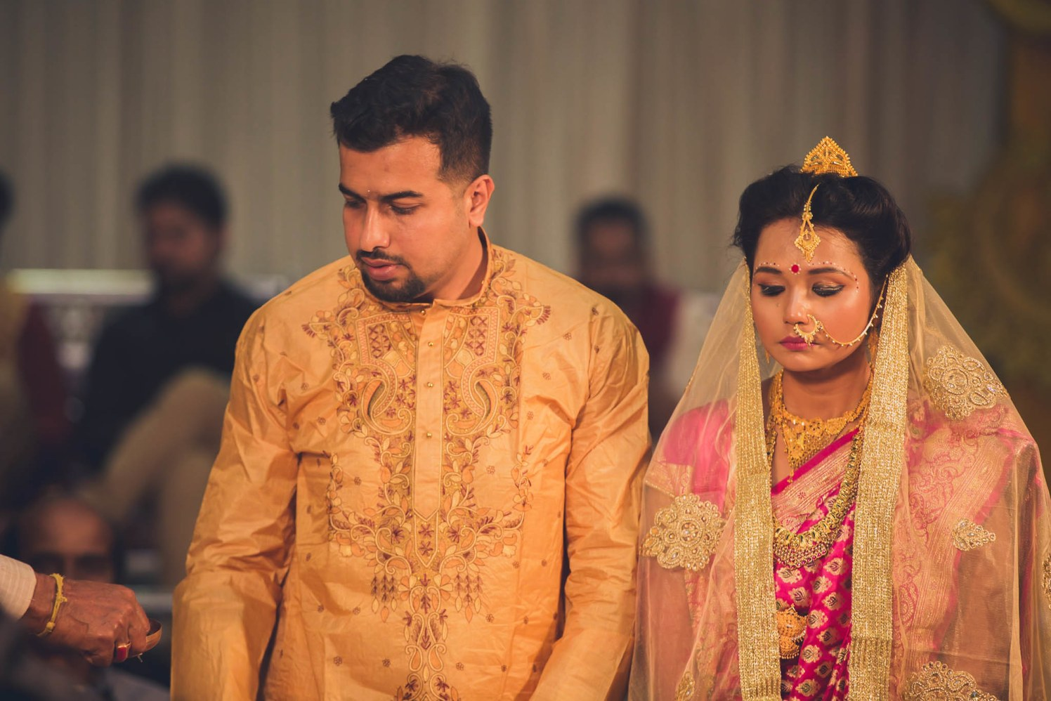 Pious acts! by Patrick Joseph Wedding-photography | Weddings Photos & Ideas