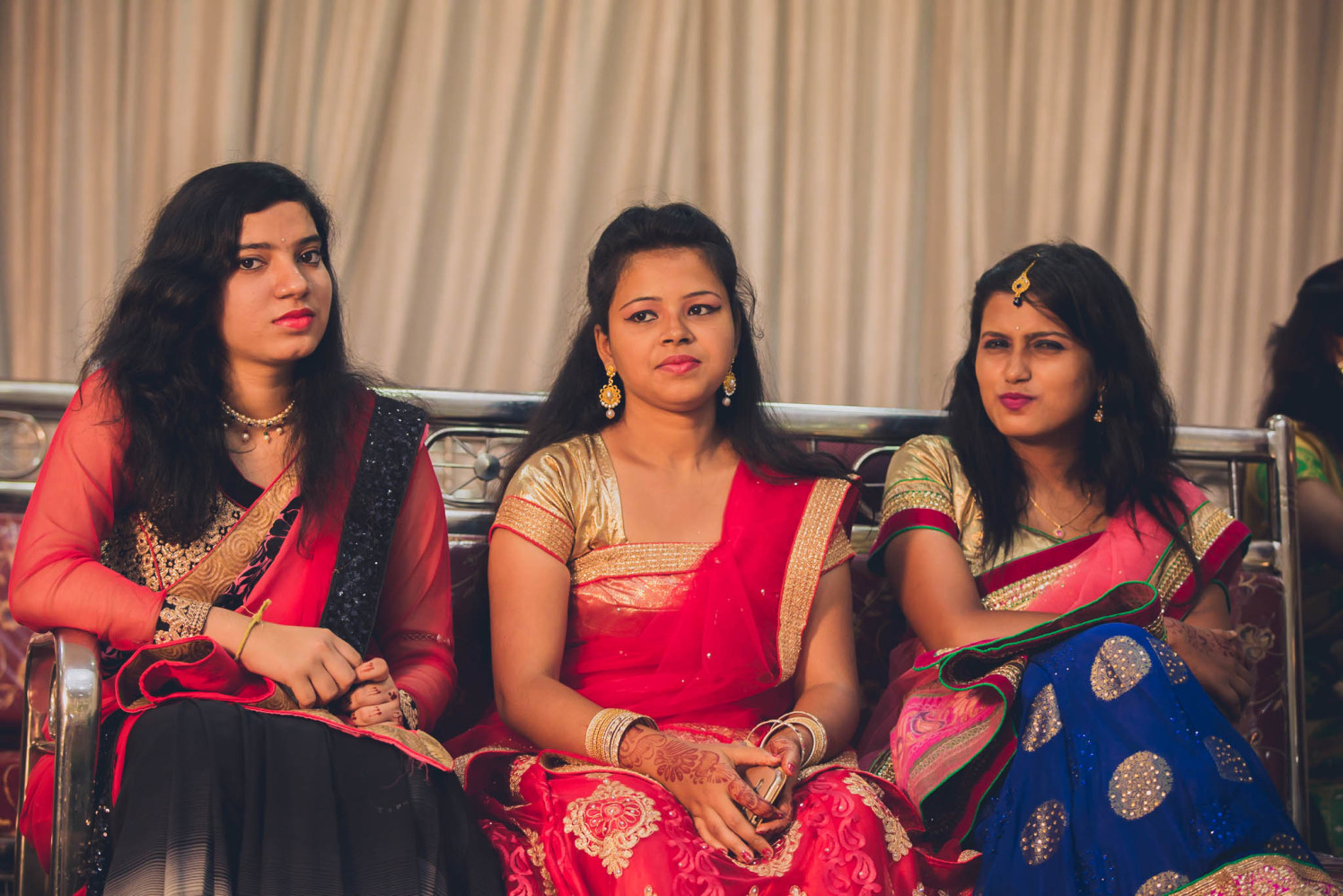 All the wedding guests! by Patrick Joseph Wedding-photography | Weddings Photos & Ideas
