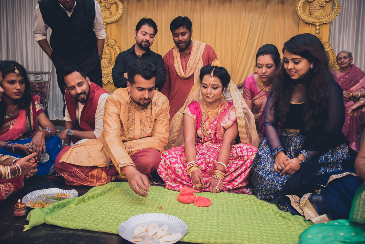 The groom takes the command! by Patrick Joseph Wedding-photography | Weddings Photos & Ideas