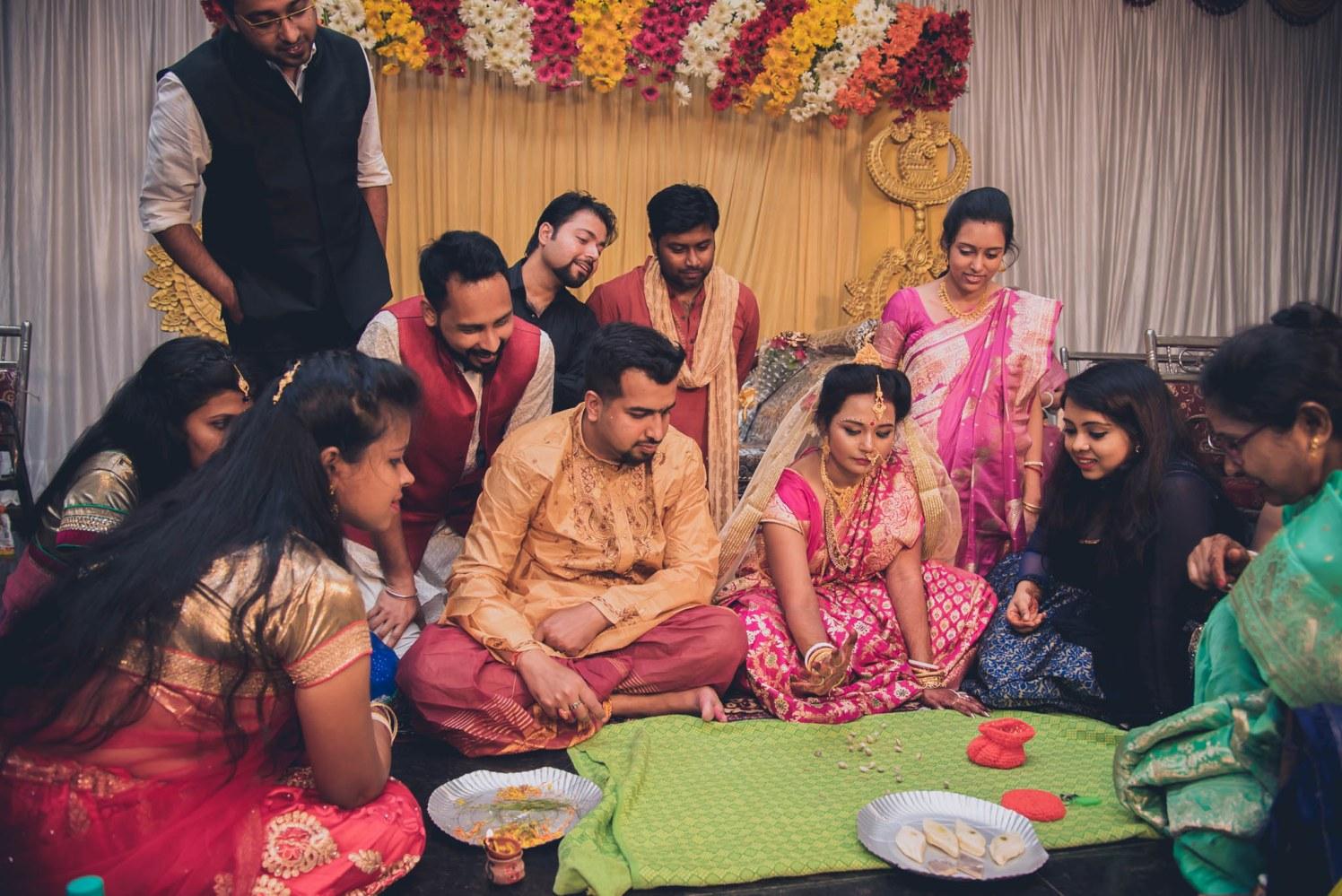 Following the rituals! by Patrick Joseph Wedding-photography | Weddings Photos & Ideas