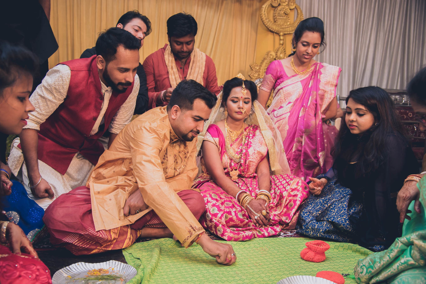 In the traditional galore! by Patrick Joseph Wedding-photography | Weddings Photos & Ideas