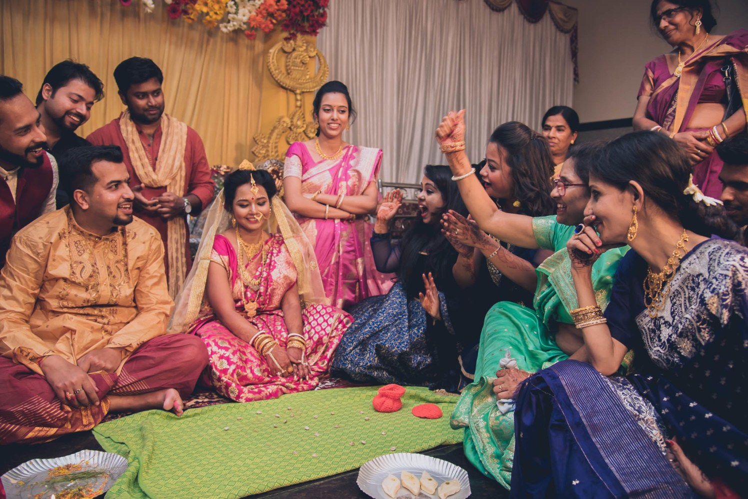 In the thrilling glee! by Patrick Joseph Wedding-photography | Weddings Photos & Ideas