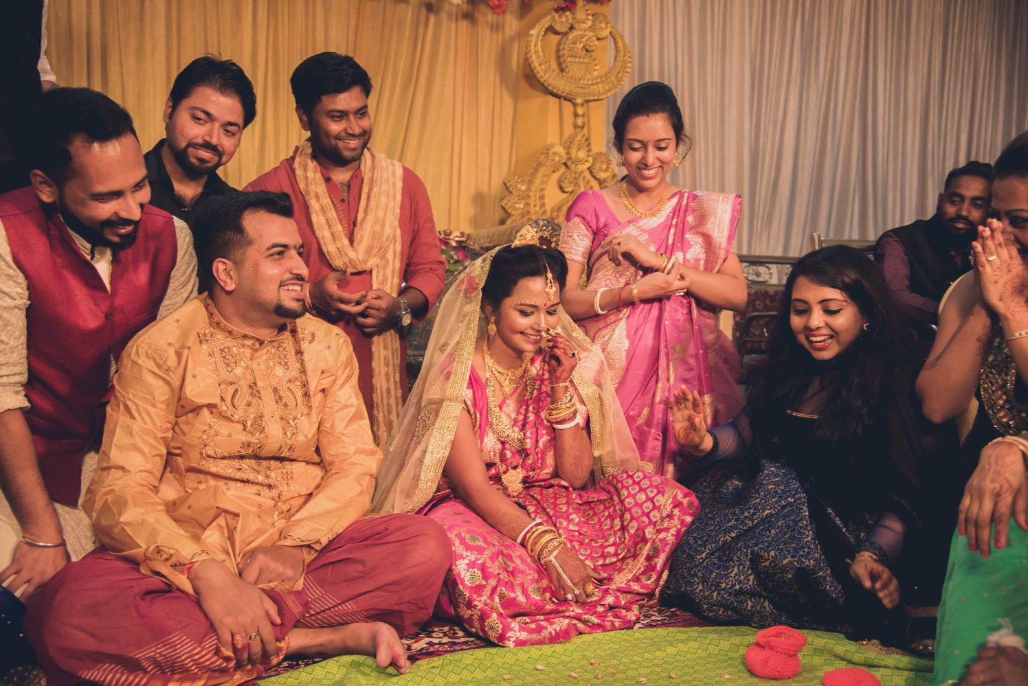 Onset of the jovial mood! by Patrick Joseph Wedding-photography | Weddings Photos & Ideas