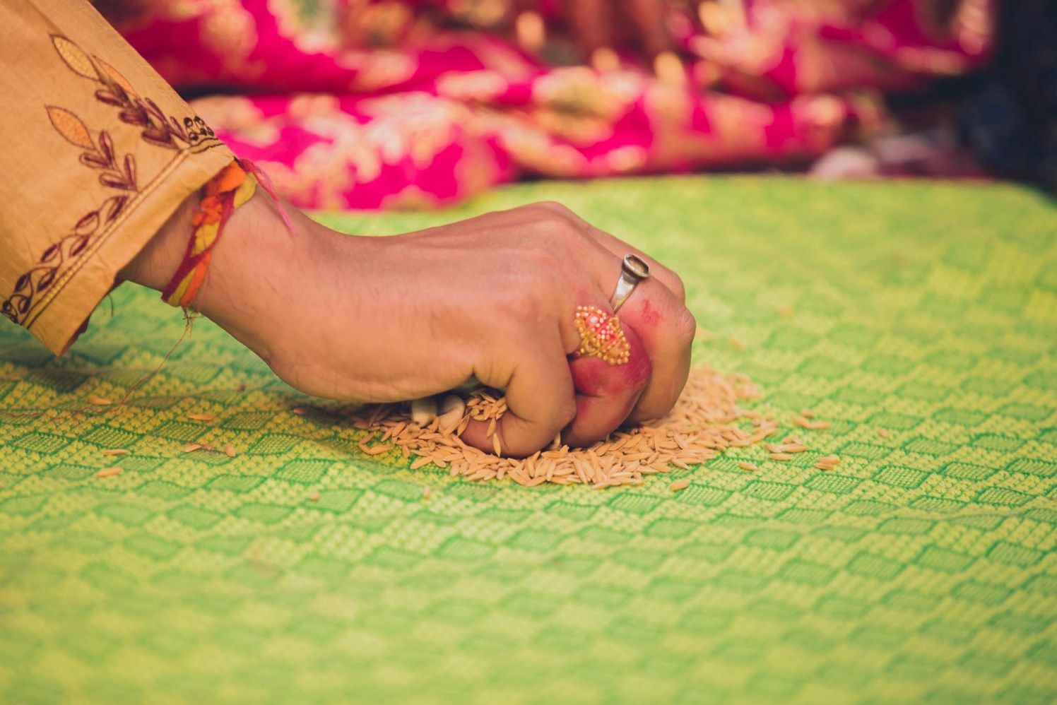 In the traditional grip! by Patrick Joseph Wedding-photography | Weddings Photos & Ideas