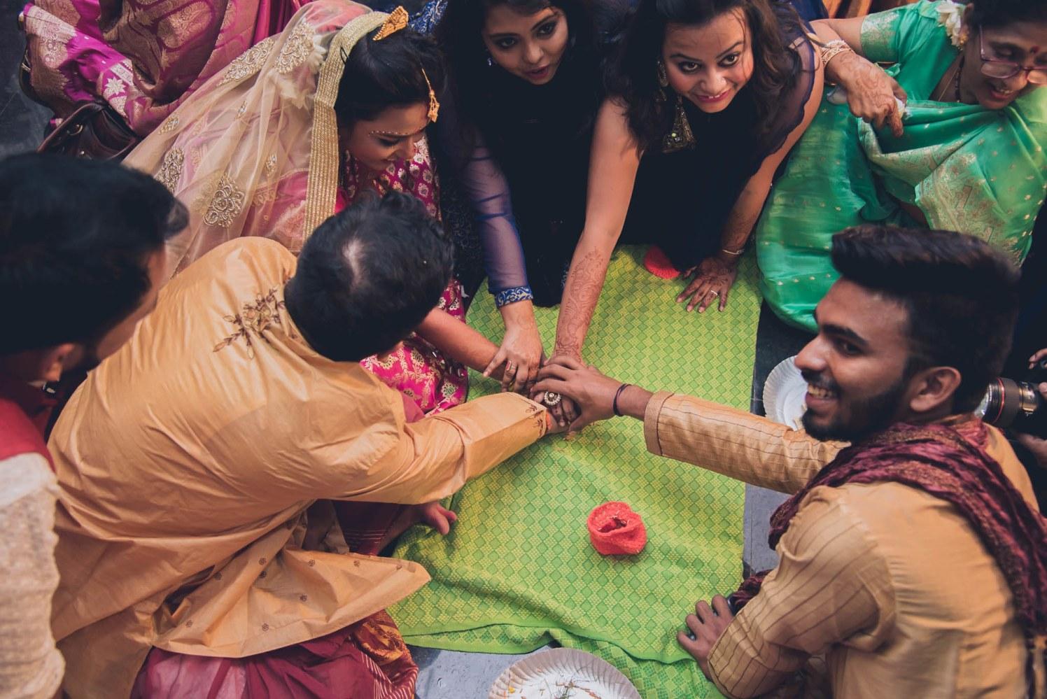 Ritualistic galore! by Patrick Joseph Wedding-photography | Weddings Photos & Ideas