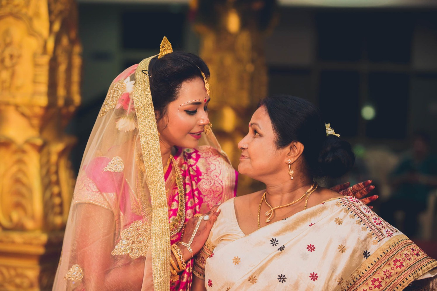 Motherly affection! by Patrick Joseph Wedding-photography | Weddings Photos & Ideas