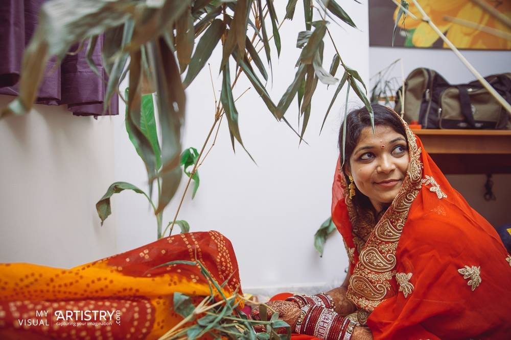 Capturing contentment by My Visual Artistry Wedding-photography | Weddings Photos & Ideas