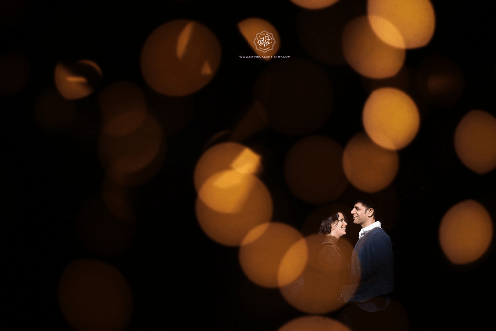 Amidst the starry lights by My Visual Artistry Wedding-photography | Weddings Photos & Ideas