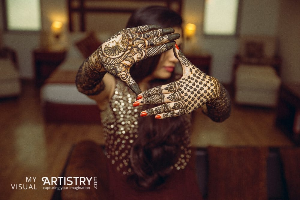 Grotesque henna shot by My Visual Artistry Wedding-photography | Weddings Photos & Ideas