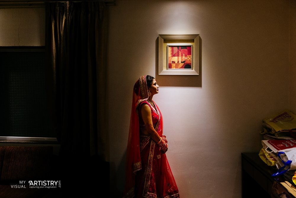 Flushed glowing bride by My Visual Artistry Wedding-photography | Weddings Photos & Ideas