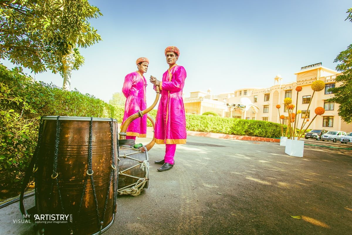 Vibrant colours and beats by My Visual Artistry Wedding-photography | Weddings Photos & Ideas