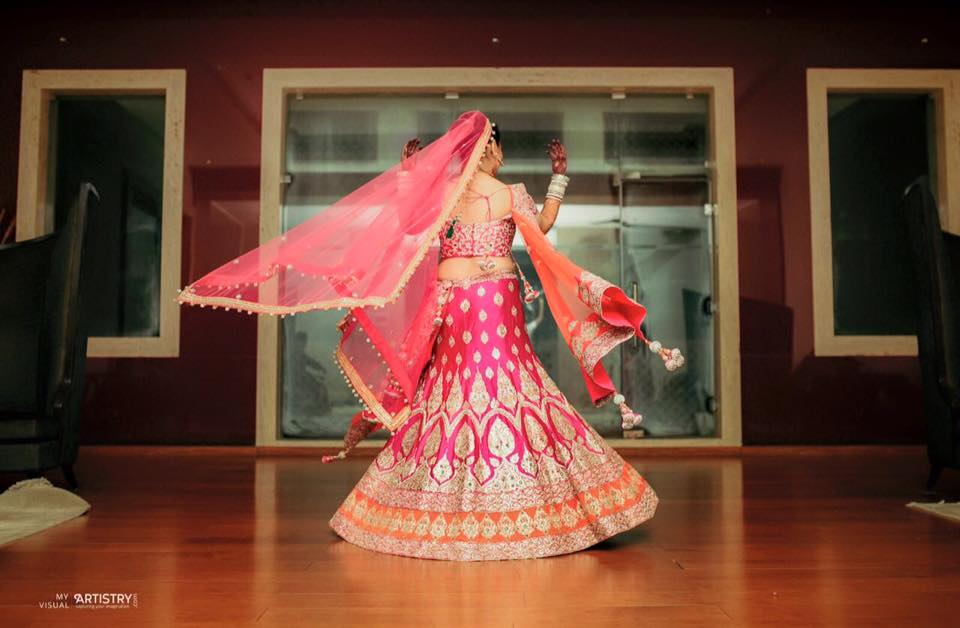 Twirling tickled pink by My Visual Artistry Wedding-photography | Weddings Photos & Ideas
