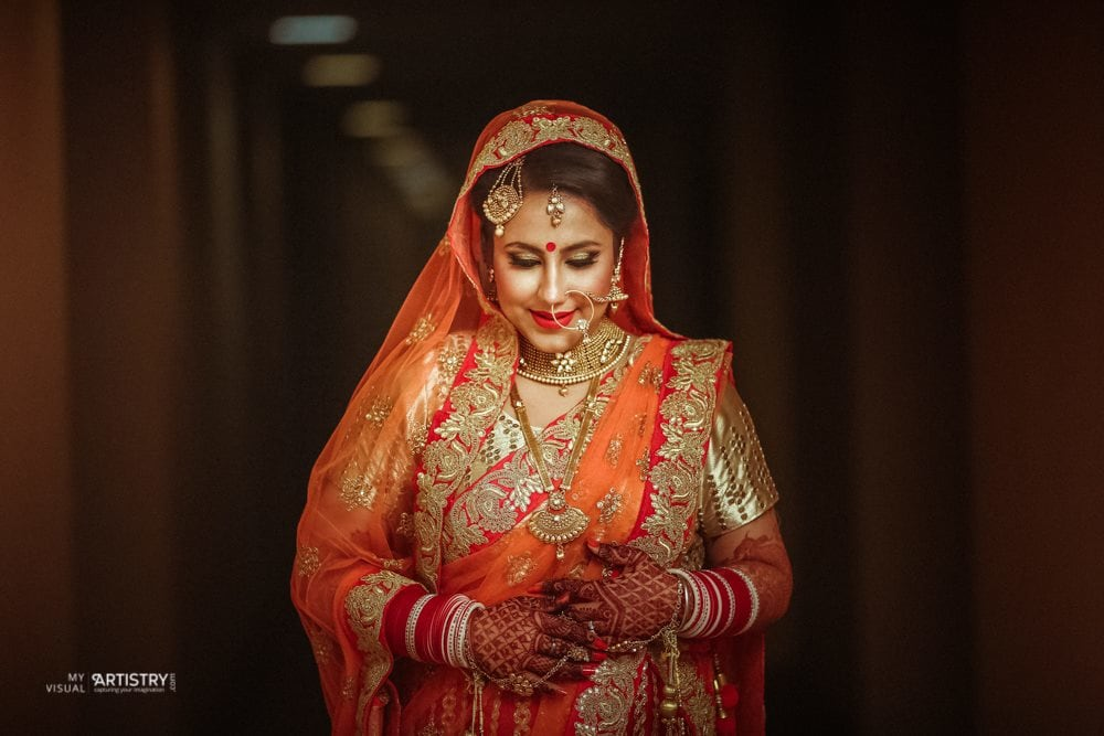 Stunning embellished bride by My Visual Artistry Wedding-photography | Weddings Photos & Ideas
