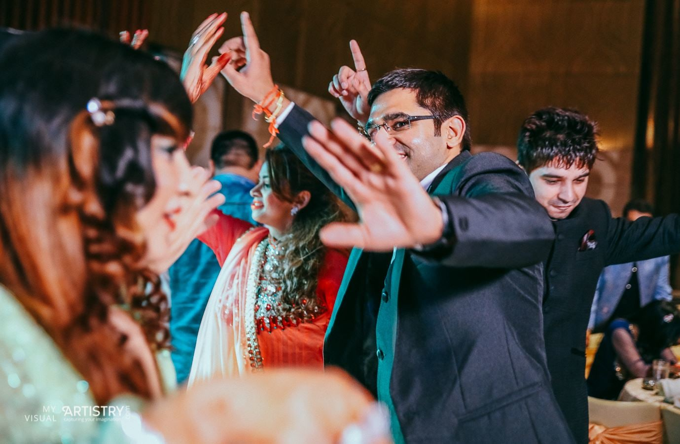 Dance your heart out by My Visual Artistry Wedding-photography | Weddings Photos & Ideas