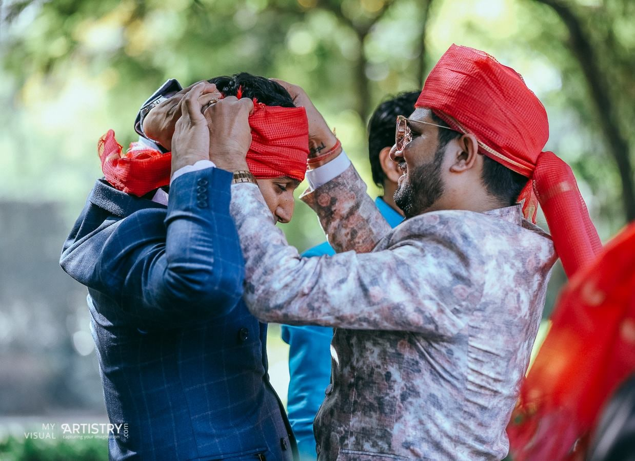 Fusion of colours and joy by My Visual Artistry Wedding-photography | Weddings Photos & Ideas