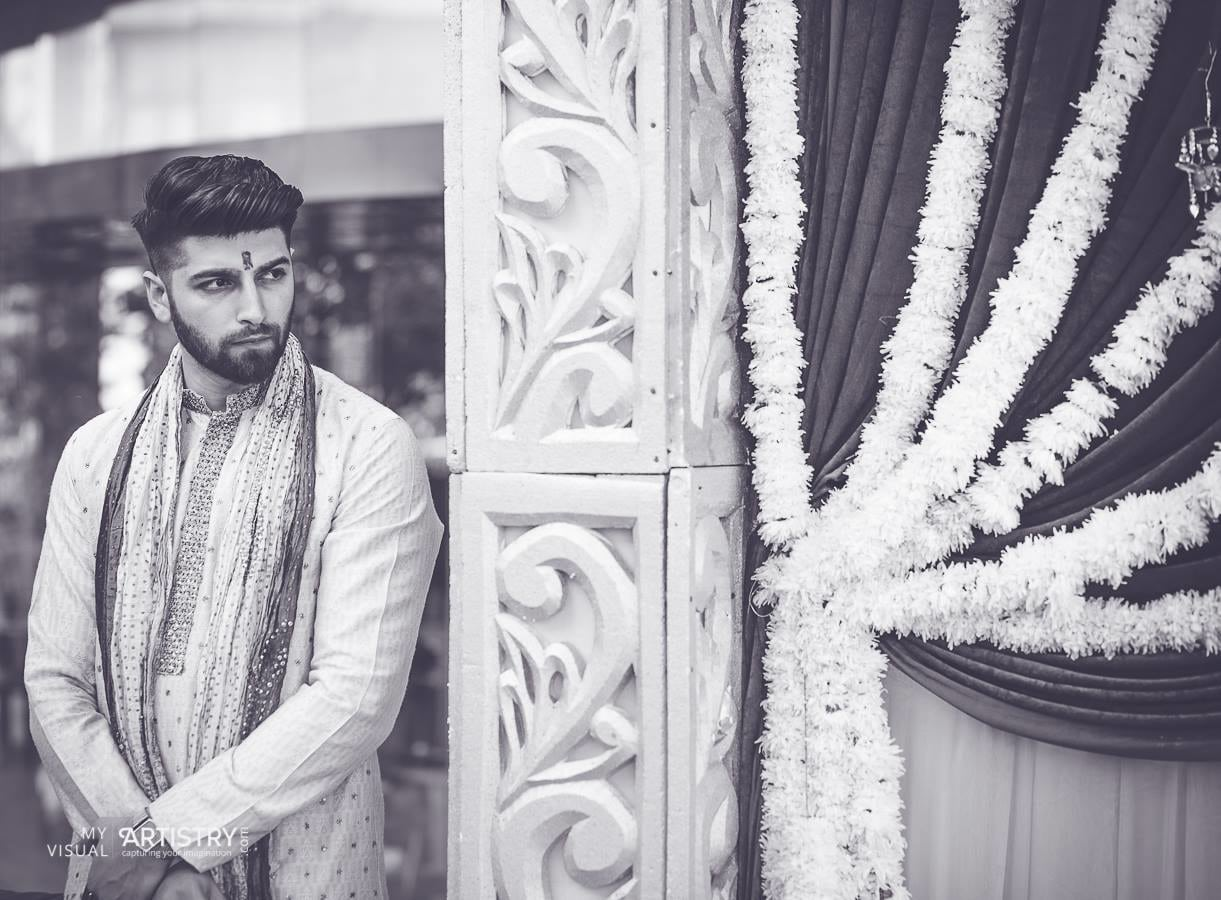 Charm and handsomeness captured by My Visual Artistry Wedding-photography | Weddings Photos & Ideas