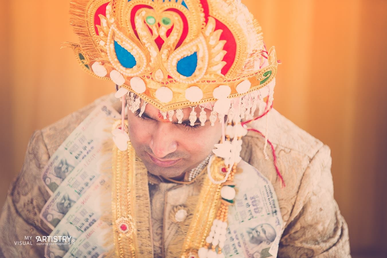 Embellished groom by My Visual Artistry Wedding-photography | Weddings Photos & Ideas