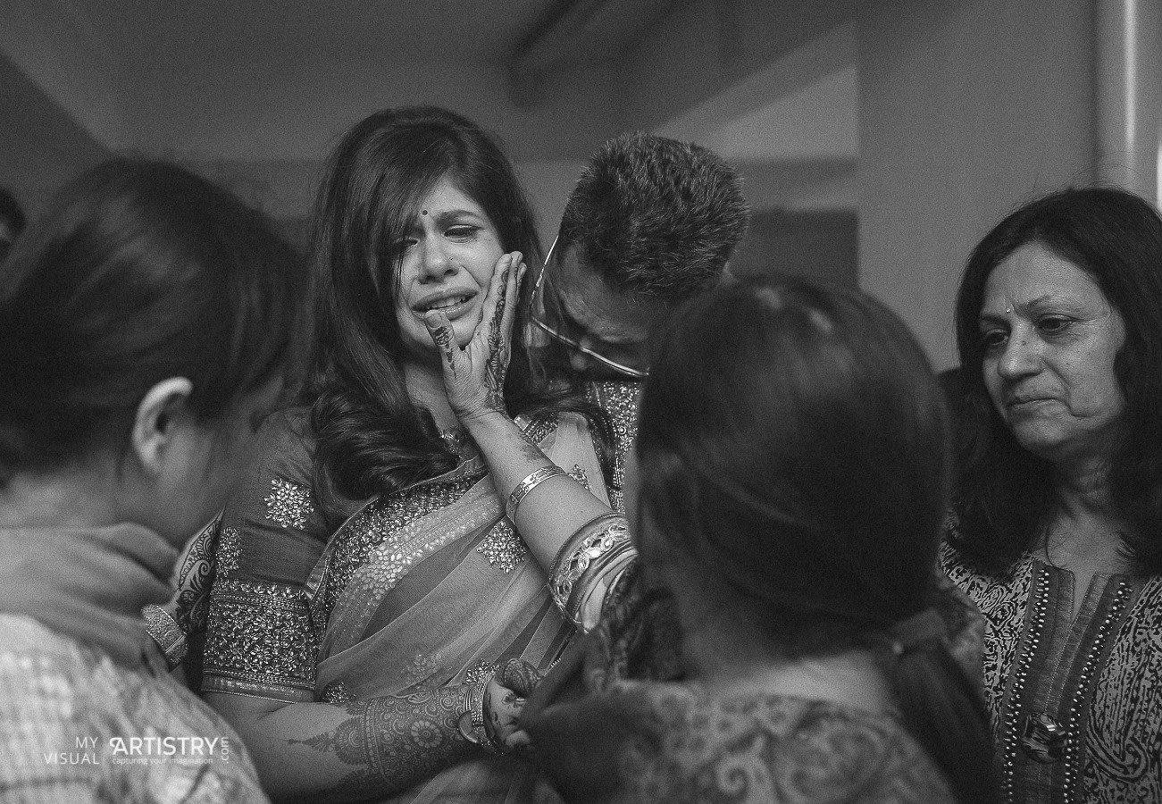 Gorged with emotions and sentiments by My Visual Artistry Wedding-photography   Weddings Photos & Ideas